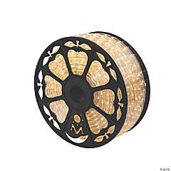 Vickerman Twinkle Warm White LED Rope Light