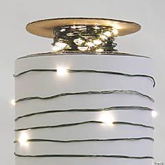 Vickerman Warm White LED Micro Light Set