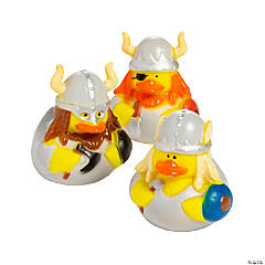 Viking Rubber Duckies
