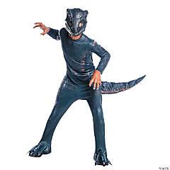 Villain Dinosaur Child Costume