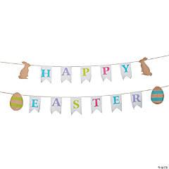 Vintage Easter Garland