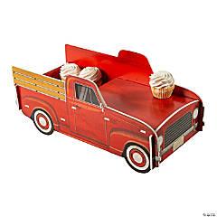 Vintage Truck Treat Stand