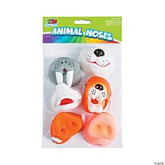 Vinyl Animal Nose Assortment