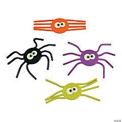 Vinyl Bendable Spiders