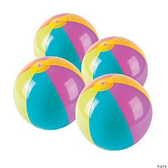 Vinyl Bright Beach Balls