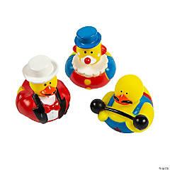 Vinyl Carnival Rubber Duckies