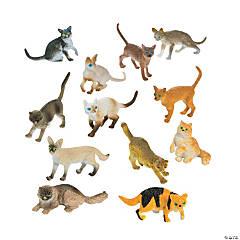 Vinyl Cat Action Figures