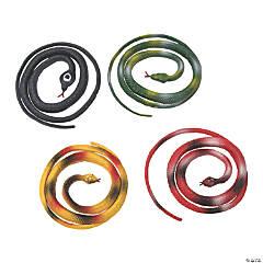 Vinyl Coiled Snakes