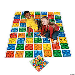 Vinyl Color Brick Party Bend Game