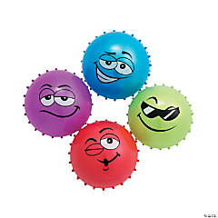 Vinyl Cool Dude Spike Balls