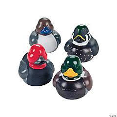 Vinyl Decoy Rubber Duckies