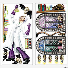 Vinyl Design-A-Room Mad Scientist Set