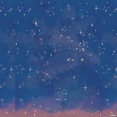 Vinyl Design-A-Room Sky Backdrop