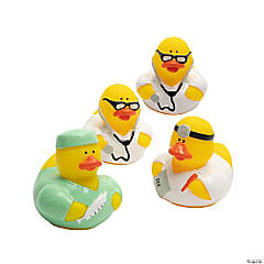 Vinyl Doctor Rubber Duckies