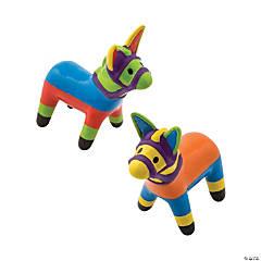 Vinyl Donkey Piñatas