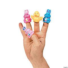 Vinyl Easter Finger Puppets
