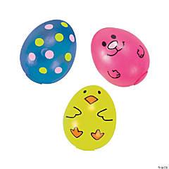 Vinyl Easter Splat Balls PDQ