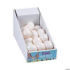 Vinyl Egg Splat Balls PDQ