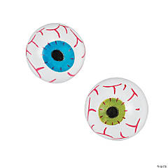 Vinyl Eyeball Sticky Splat Balls PDQ