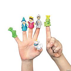 Vinyl Fairy Tale Finger Puppets