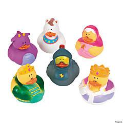 Vinyl Fairy Tale Rubber Duckies