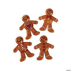 Vinyl Gingerbread Men