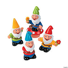Vinyl Gnome Characters
