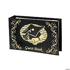 Vinyl Graduation Guest Book