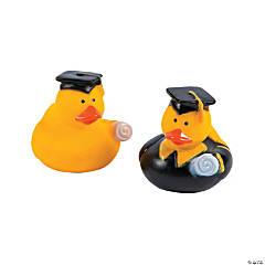 Vinyl Graduation Rubber Duckies