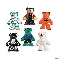Vinyl Halloween Bears