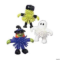 Vinyl Halloween Porcupine Characters