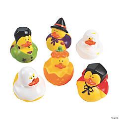 Vinyl Halloween Rubber Duckies PDQ