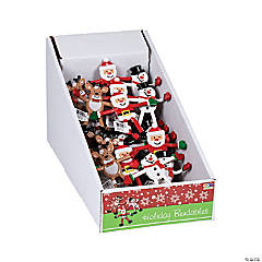 Vinyl Holiday Character Bendables PDQ