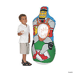 Vinyl Inflatable Baseball Game