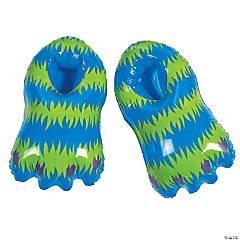 Vinyl Inflatable Monster Feet