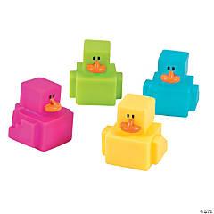 Vinyl Mini Digi Rubber Duckies