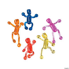 Vinyl Mini Sticky Tumbling Men