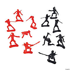 Vinyl Ninja Action Figures