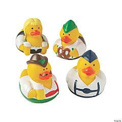Vinyl Oktoberfest Duckies