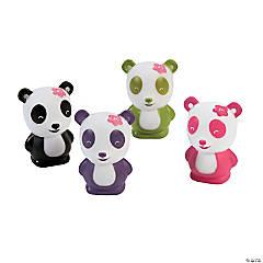 Vinyl Panda Characters