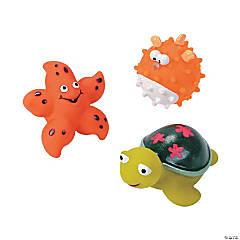 Vinyl Sea Life Characters