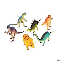 Vinyl Squeaking Dinosaurs