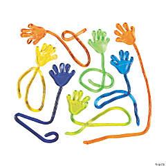 Vinyl Sticky Hands