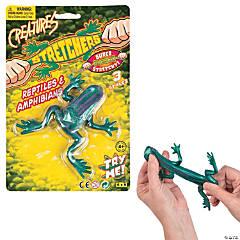 Vinyl Stretchy Frog