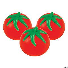 Vinyl Tomato Splat Balls