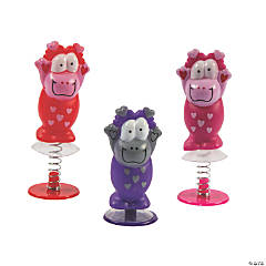 Vinyl Valentine Monster Pop-Ups