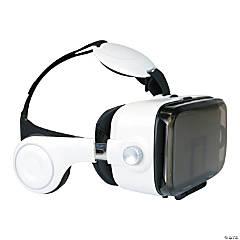 Virtual Reality Headset with Earphones