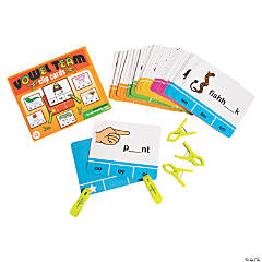 Vowel Team Clip Cards