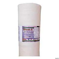 Warm Company Warm & Plush Cotton Batting BTY - Queen Size, 90
