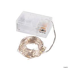 Warm White LED Mini Light Strand
